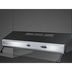 Smeg Ksec61xe Built-in hood with visible front panel - stainless steel Neutra