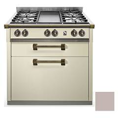 Steel A9c Professional cooking center cm. 90 - sand Ascot