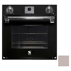 Steel Afe6-s Built-in oven cm. 60 x 60 combined steam - sand Ascot