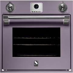 Steel Afe6-s Built-in oven cm. 60 x 60 combined steam - amethyst Ascot