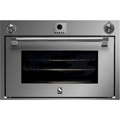 sale Steel Ascot Afe9-s Oven Built-cm. 90 X 60 Combined Steam - Stainless Steel
