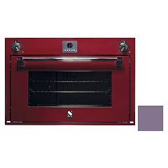 Steel Afe9-s Built-in oven cm. 90 x 60 combined steam - amethyst Ascot