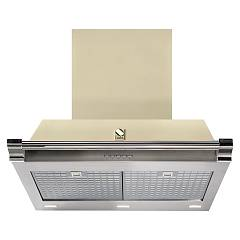 Steel Akl70 Wall hood cm. 70 - cream 900 m3 / h Ascot