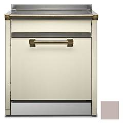 Steel Als-7 Dishwasher block cm. 70 - sand free installation Ascot