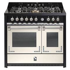 sale Steel Oxford X10ff The Kitchen Beside Cm. 100 - Cloud 2 Electric Ovens