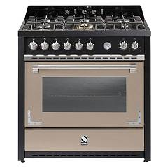 sale Steel Oxford X9f The Kitchen Beside Cm. 90 - Sand 1 Oven