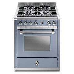 sale Steel Ascot A7s Kitchen Cm. 70 Heavenly - Oven Combined With Steam