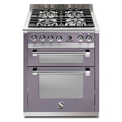 sale Steel Ascot A7ff Kitchen Cm. 70 Amethyst - Double Electric Oven