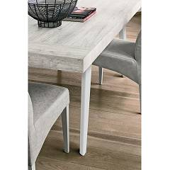 Photos 3: Target Point TA1C0 - SCIROCCO Extendible table l. 180 x 90