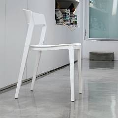 Target Point Se806 - Almeria Plastic stackable chair