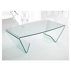 Target Point Tlc10 - Lyra Fixed table in glass l. 115 x 65