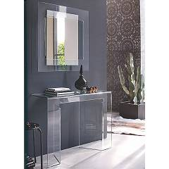 Photos 3: Target Point Fixed glass console l.100 x 35 COC05 - SAGITTA
