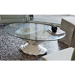 Target Point Tl322 - Barocco Fixed table l. 110 x 65 oval