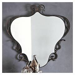 Target Point Ss103 - Lara Iron mirror 100 x 104