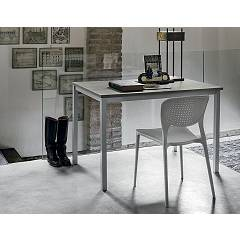 Target Point Tp153 - Tucano 115 Fixed rectangular table l. 115 x 80
