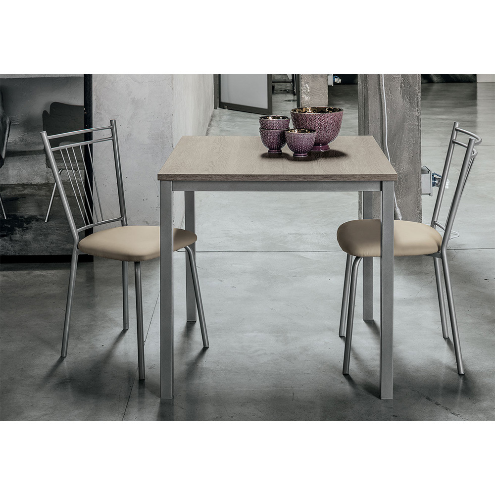 Photos 2: Target Point Fixed square table l. 85 x 80 TP152 - TUCANO 85