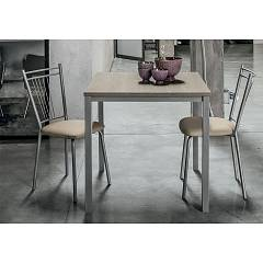 Photos 2: Target Point TP152 - TUCANO 85 Fixed square table l. 85 x 80