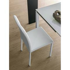 Target Point Se602 - Elisir Chair covered in eco-leather