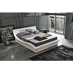 Target Point Sd447 - Sardegna Bed a square and half bed with container