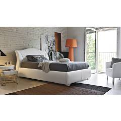 Target Point Sd438 - Maddalena Bed a square and half bed with container