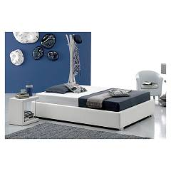 Target Point SD451 - SOMMIER Bed and a half square padded