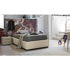 Target Point Sd451 - Sommier Bed a square and half bed with container
