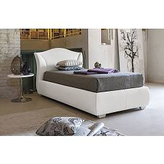 Target Point Sd438 - Maddalena Single bed padded with container
