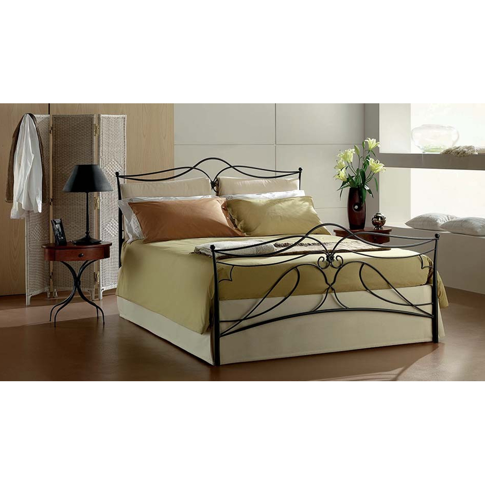 Photos 2: Target Point Double bed in iron ANNA