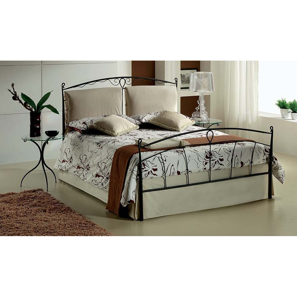Photos 2: Target Point Double bed in iron PENELOPE