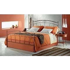 Target Point Penelope Double bed in iron
