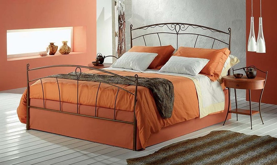 Photos 1: Target Point PENELOPE Double bed in iron