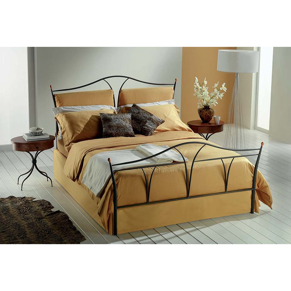 Photos 2: Target Point Double bed in iron ANITA