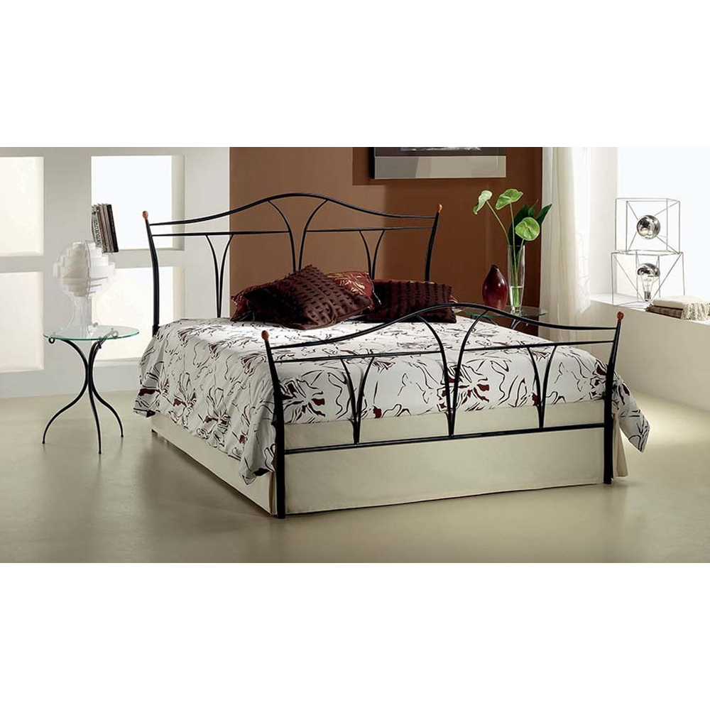 Photos 1: Target Point Double bed in iron ANITA