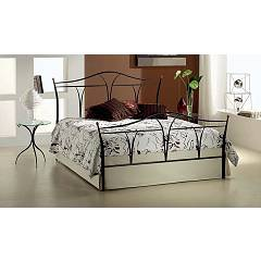 Target Point Anita Double bed in iron