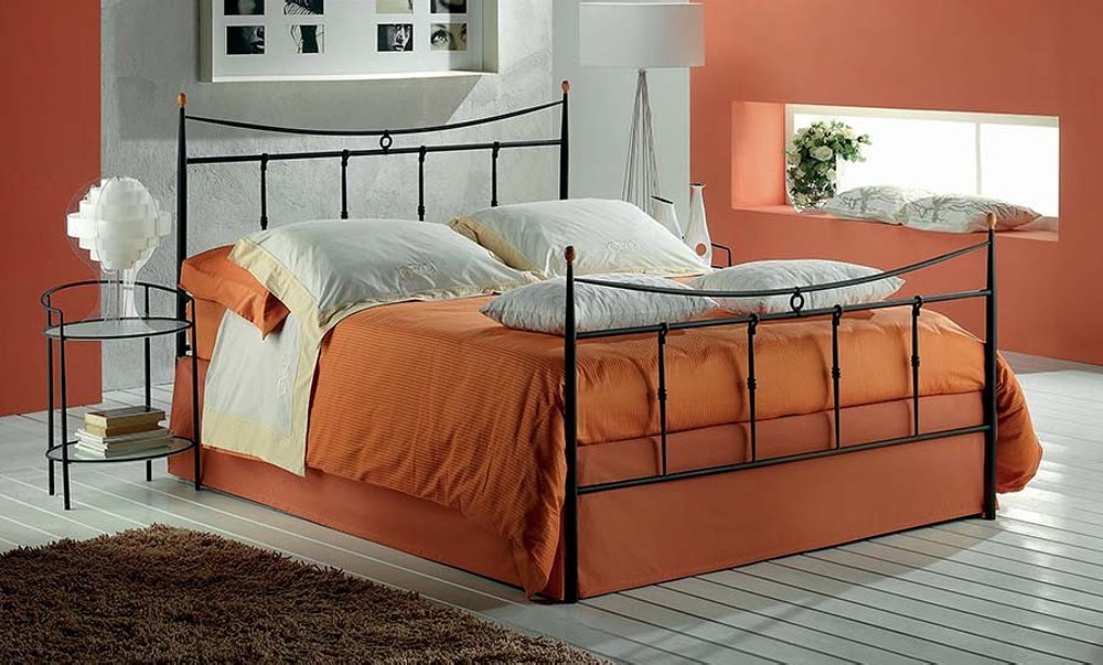Photos 1: Target Point GRACE Double bed in iron