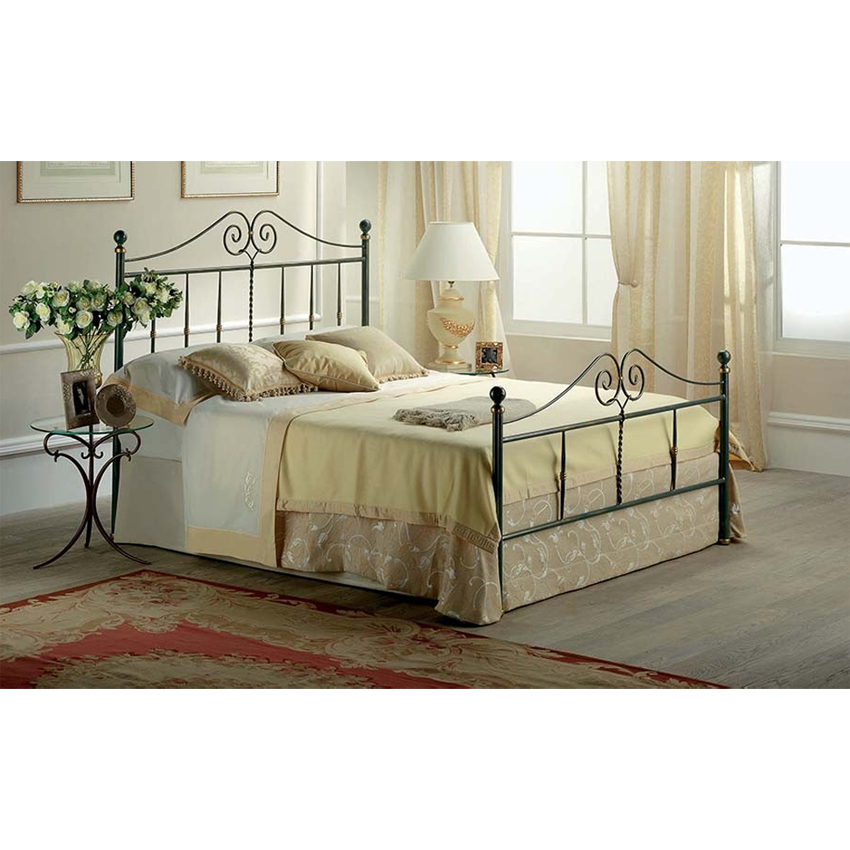 Photos 1: Target Point Double bed in iron KATHERINE