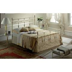 Target Point Elizabeth Double bed in iron with container