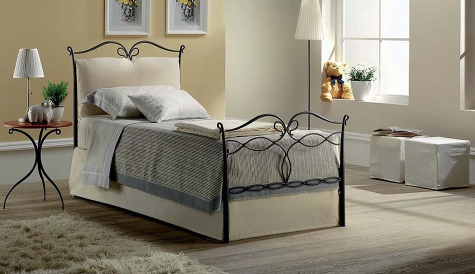 Photos 1: Target Point Single iron bed LUCY