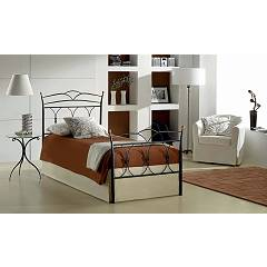 Target Point Ingrid Single bed in iron with container