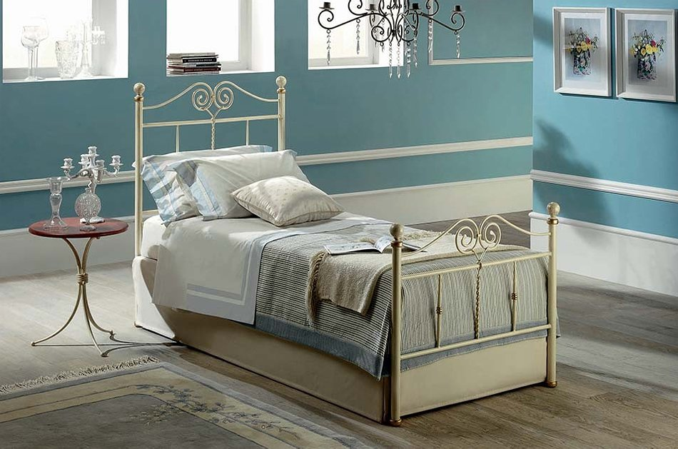 Photos 1: Target Point Single iron bed KATHERINE