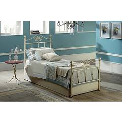 Target Point Katherine Single bed in iron with container