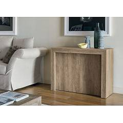 Target Point Pandora Extendable console 100 x 77 x 46 in laminate