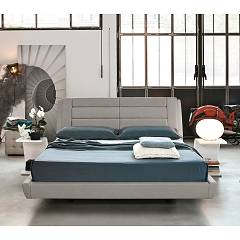Target Point Roma Upholstered double bed - with   offline