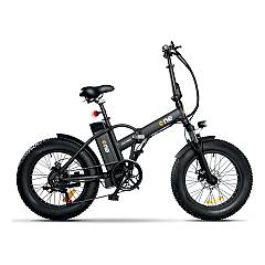 The One Rider Electric bicycle - black