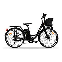 The One Light Electric bicycle - matt black