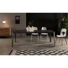 Tonin Casa Alma 8087 G Extendible table l. 160 x 90