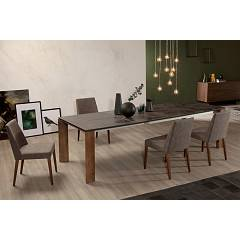 Tonin Casa Dada 8082 A Extendible table l. 200 x 100