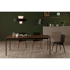 Tonin Casa Evo 8085 A Extendible table l. 140 x 90