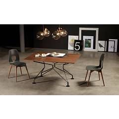 Tonin Casa Kalì 8089fr G Fixed table l. 160 x 90