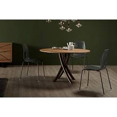 sale Tonin Casa Sigma 8079 T Fixed Round Table D. 140